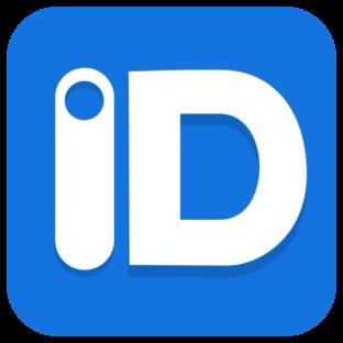 ID123 logo