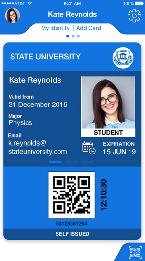 Complete ID Card