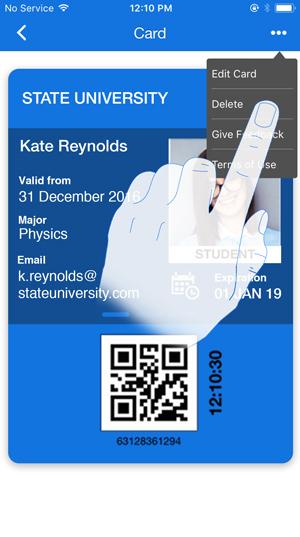 Remove ID Card