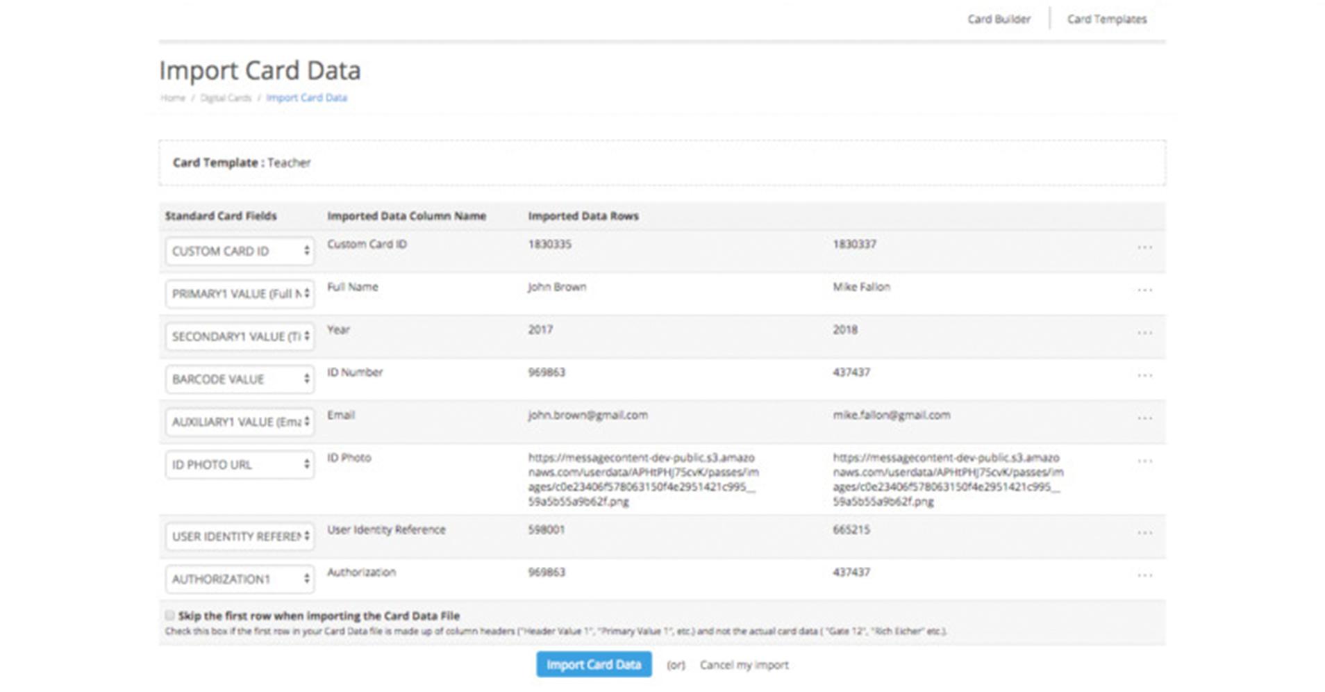 import-card-data