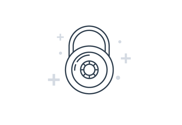 Tokenized Barcode or Bluetooth Credentials