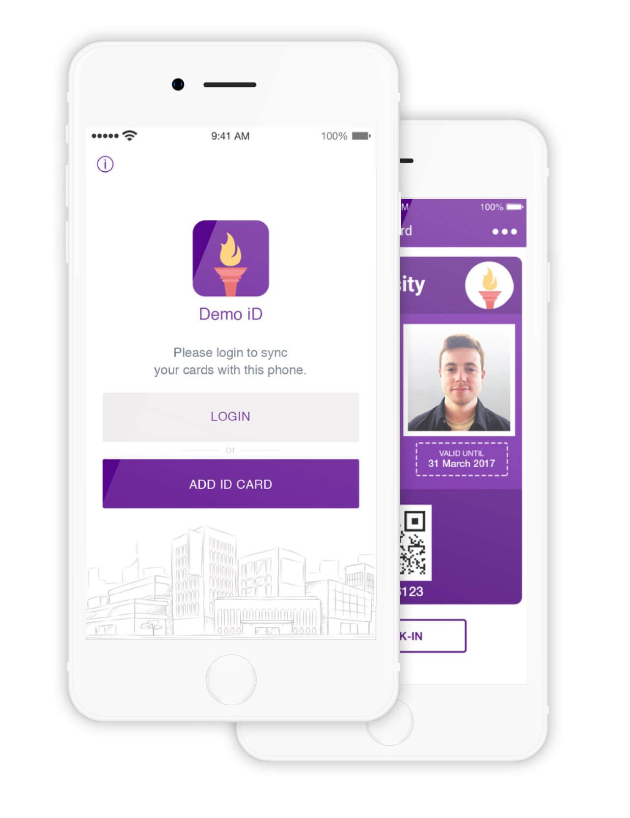 ID App Card