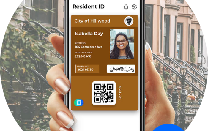 residential id cards