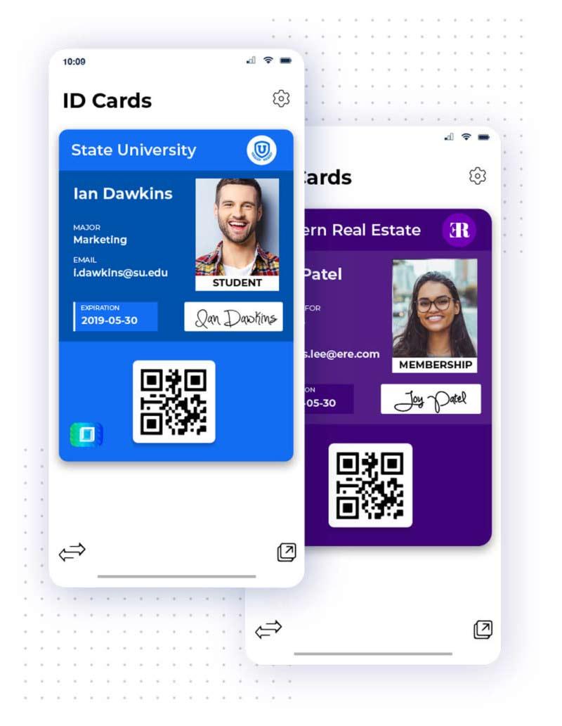Digital ID Card Management System